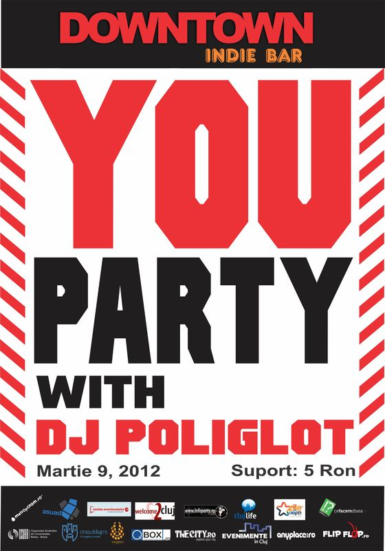 DJ Poliglot @ Downtown