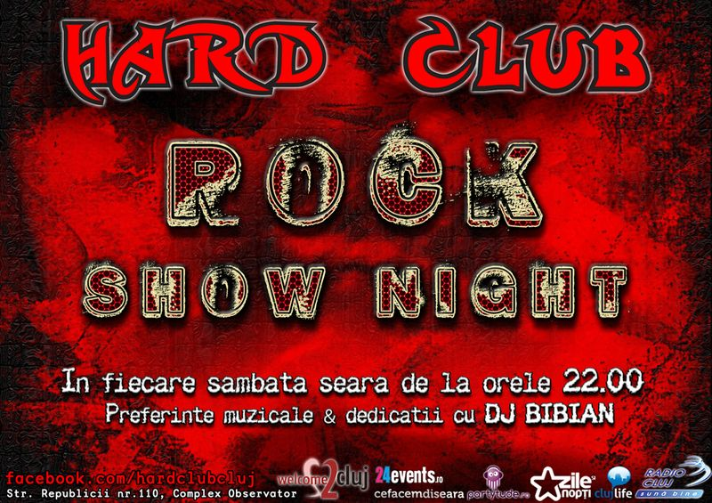 Rock Show Night By request