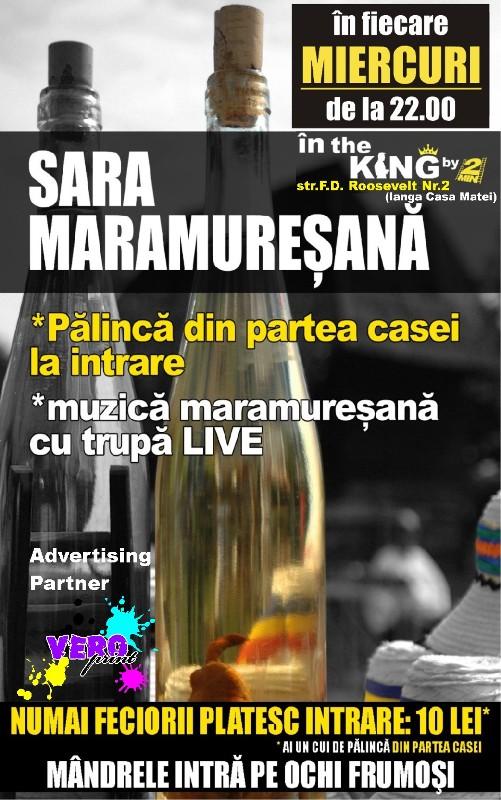 Sara Maramușană @ Club The King