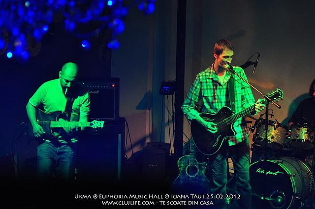 Poze: Urma @ Euphoria Music Hall