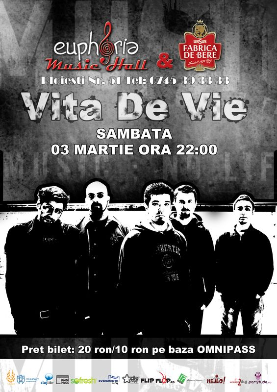 Vita de Vie @ Euphoria Music Hall
