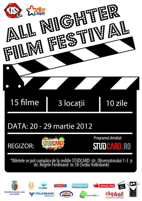All Nighter Film Festival 2012