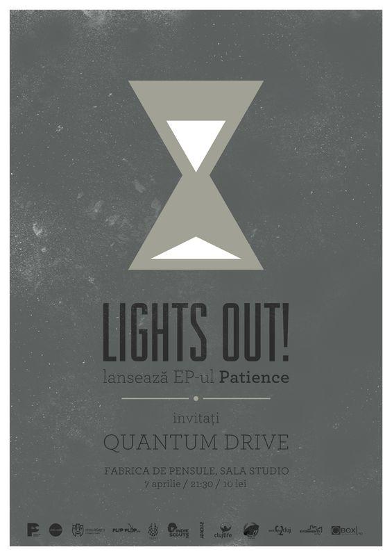"""Lights Out! lansează EP-ul """"Patience"""""""