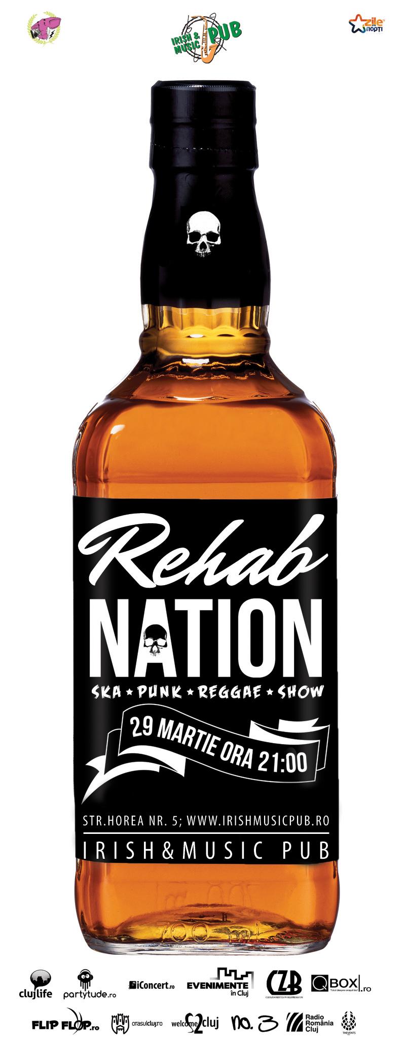 Rehab Nation @ Irish & Music Pub