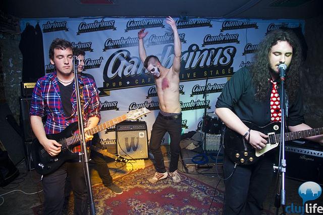 Poze: Band for Rent @ Gambrinus Pub