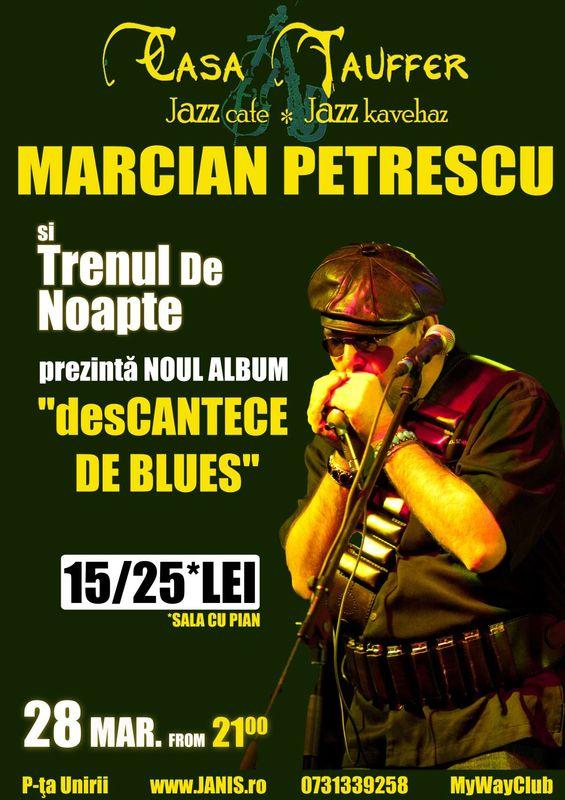 Marcian Petrescu @ Casa Tauffer
