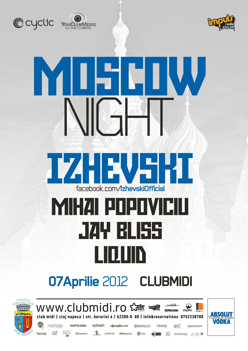 Moscow Night #2 @ Club Midi