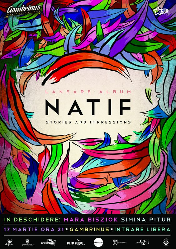 """Natif lanseaza EP-ul """"Stories and Impressions"""""""