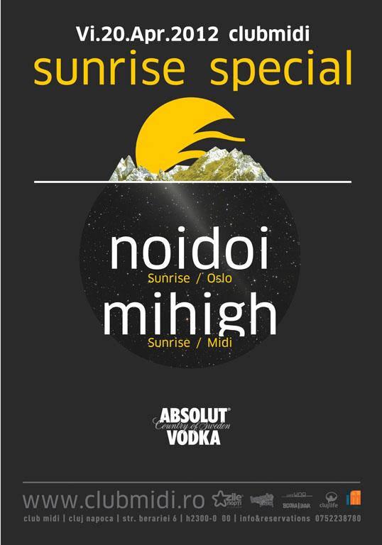 NoiDoi @ Club Midi