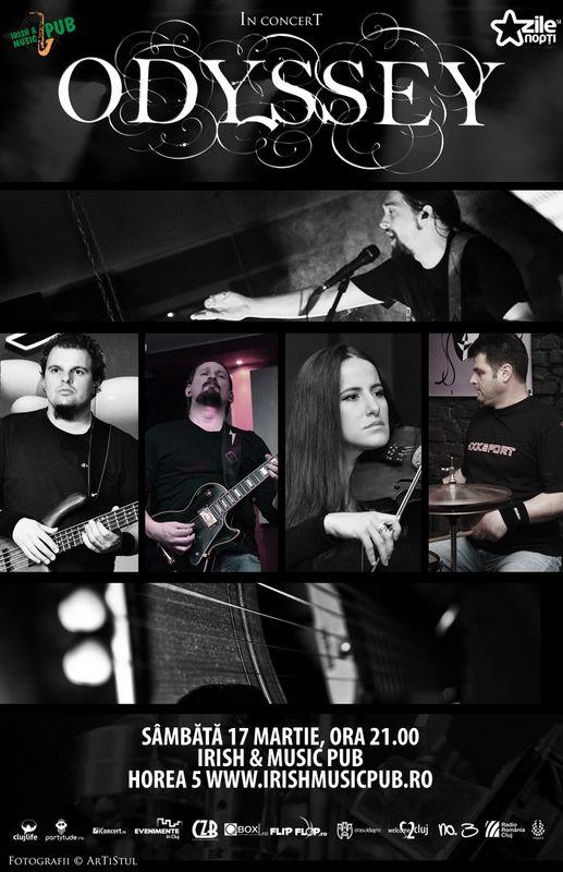 Odyssey @ Irish & Music Pub