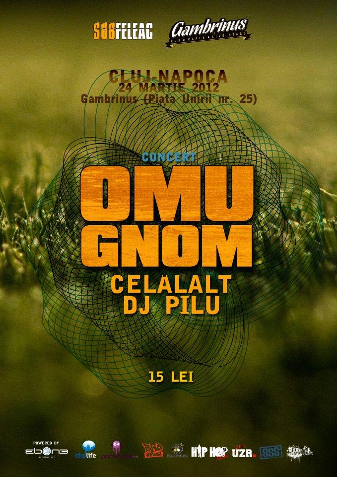 Omu Gnom @ Gambrinus Pub
