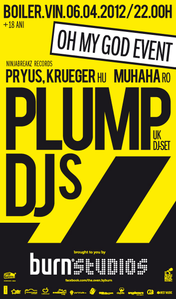 Plump DJs @ Boiler Club