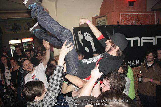 Poze: U Man Music Fest @ Flying Circus Pub