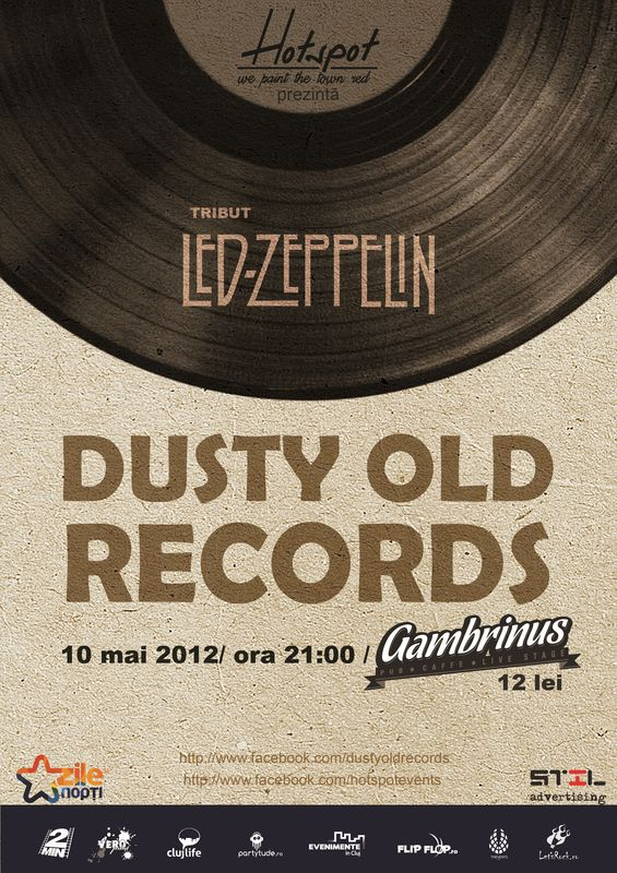 Dusty Old Records @ Gambrinus Pub