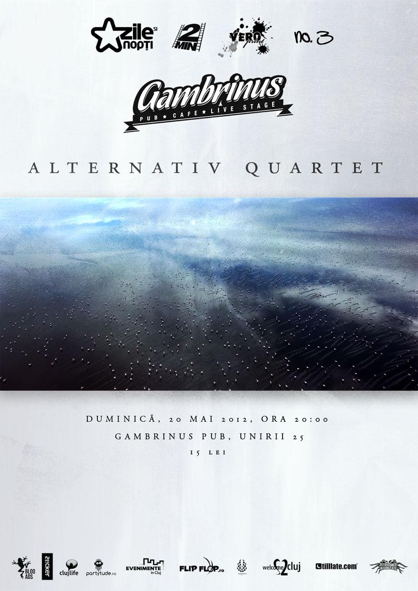 Alternativ Quartet @ Gambrinus Pub