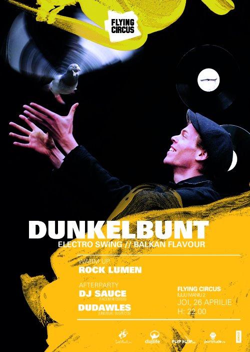 Dunkelbunt @ Flying Circus Pub
