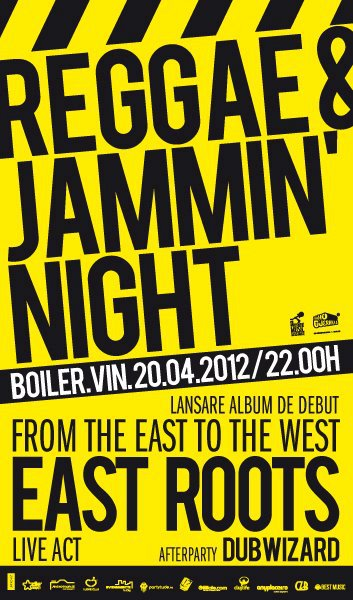 East Roots @ Boiler Club