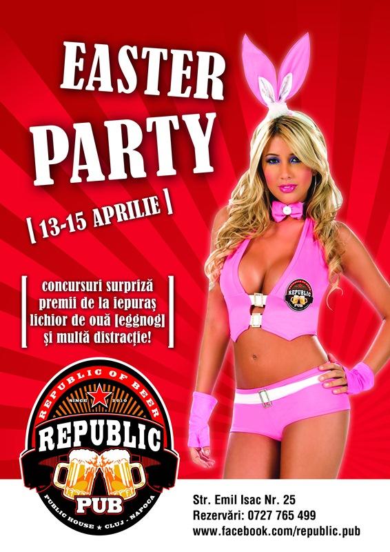 Easter Party @ Republic Pub
