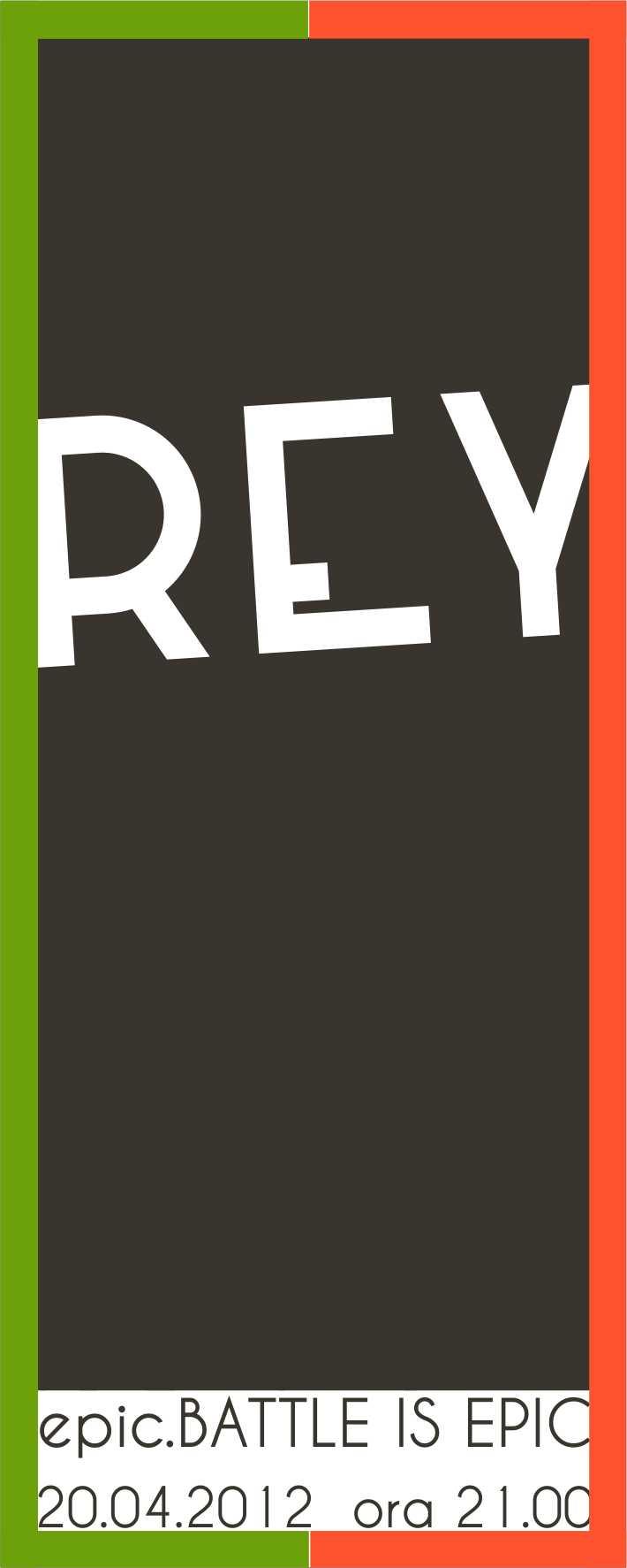 Epic Battle @ REY