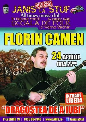 Florin Camen @ Janis la Stuf