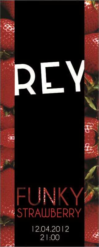 Funky Strawberry @ REY