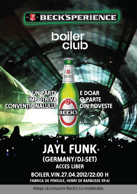 Jayl Funk @ Boiler Club