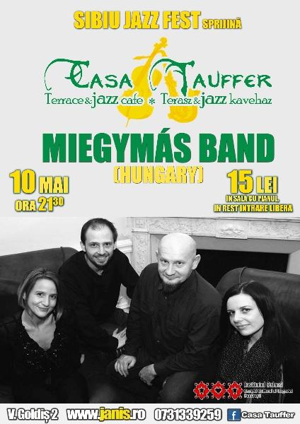 Miegymas Band @ Casa Tauffer
