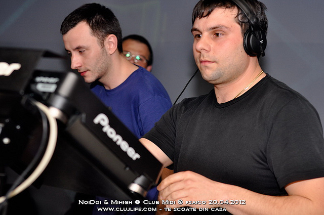 Poze: NoiDoi & Mihigh @ Club Midi