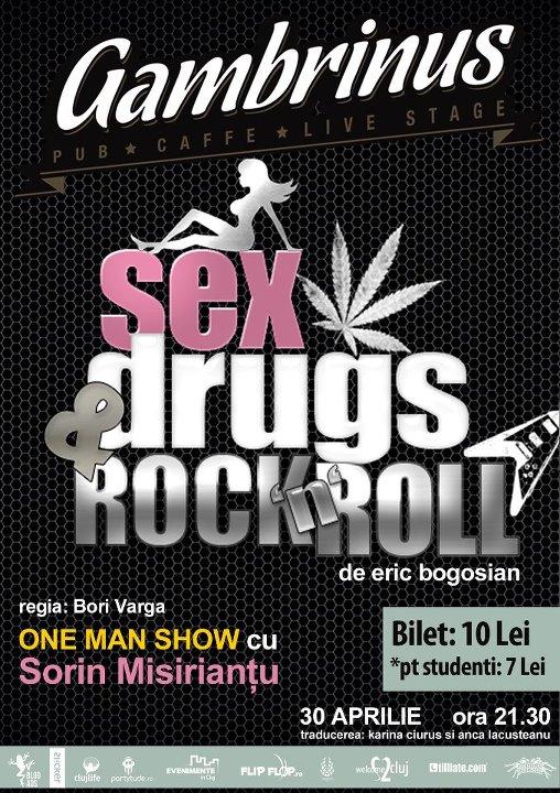 Sex, drugs & rock'n'roll @ Gambrinus Pub