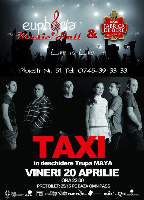 Taxi @ Euphoria Music Hall