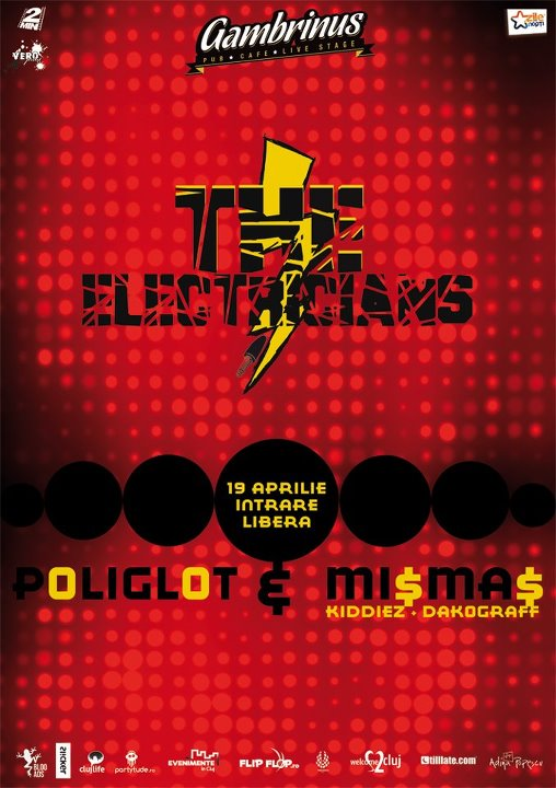 The Electricians #2 @ Gambrinus Pub