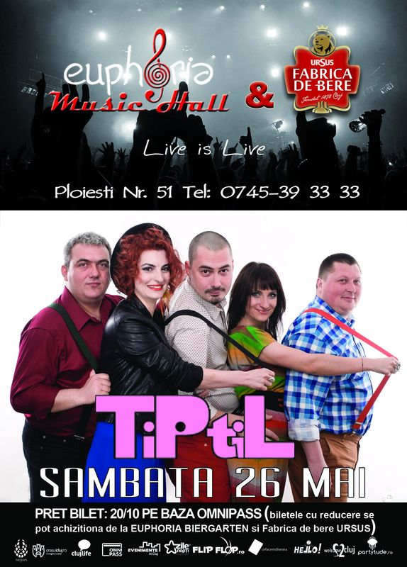 TiPtiL @ Euphoria Music Hall