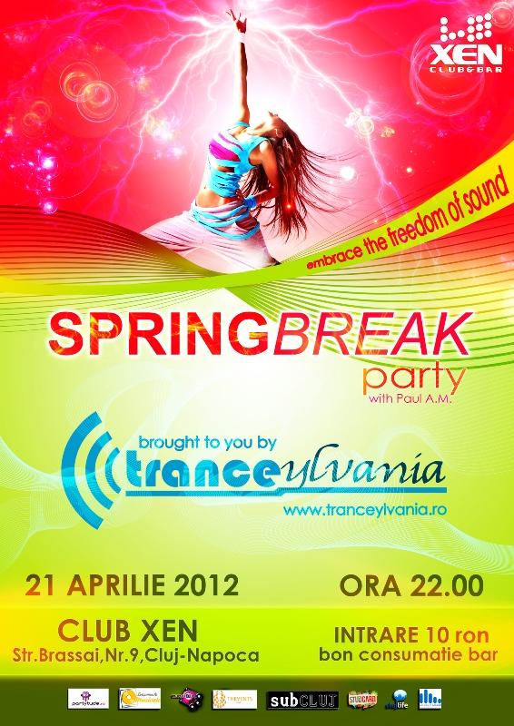 Tranceylvania #4 – Spring Break Party