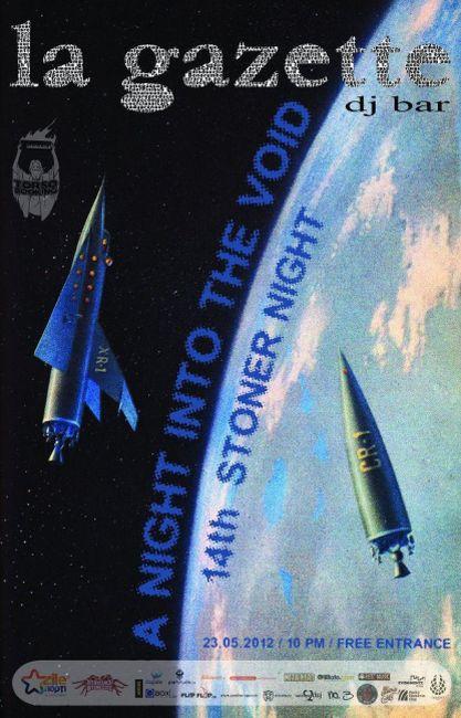 A night into the void #14 @ La Gazette