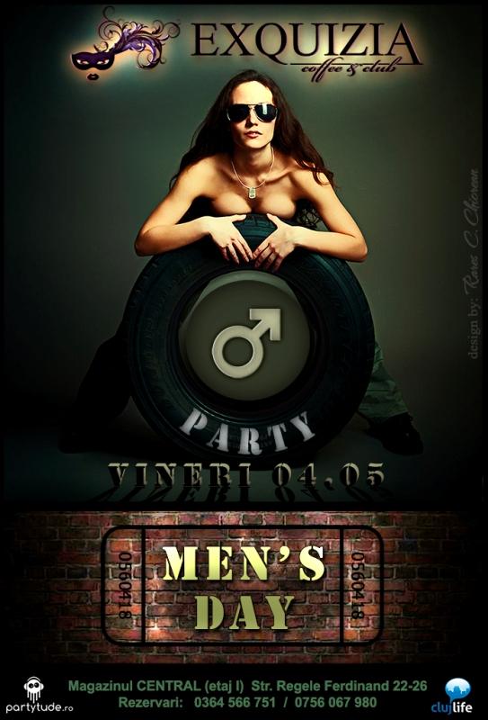 Men's Day @ Exquizia Caffe & Club