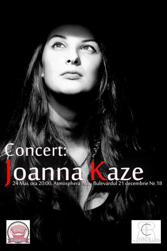 Joanna Kaze @ Atmosphera Pub