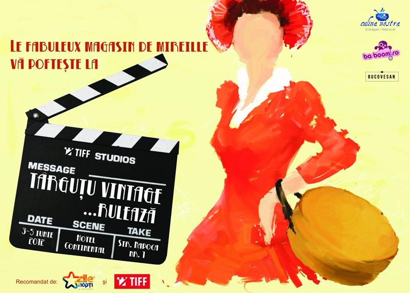 Targutu' Vintage ruleaza la TIFF 2012