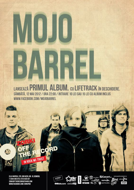 Mojo Barrel @ Zorki Off the Record