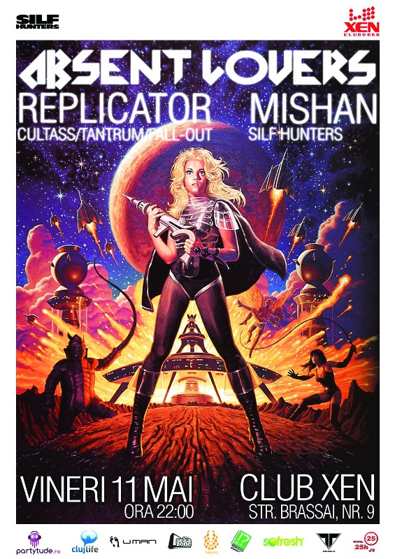 Replicator & Mishan @ Club Xen