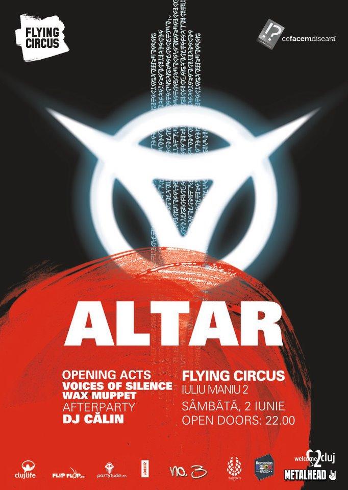 Altar @ Flying Circus Pub