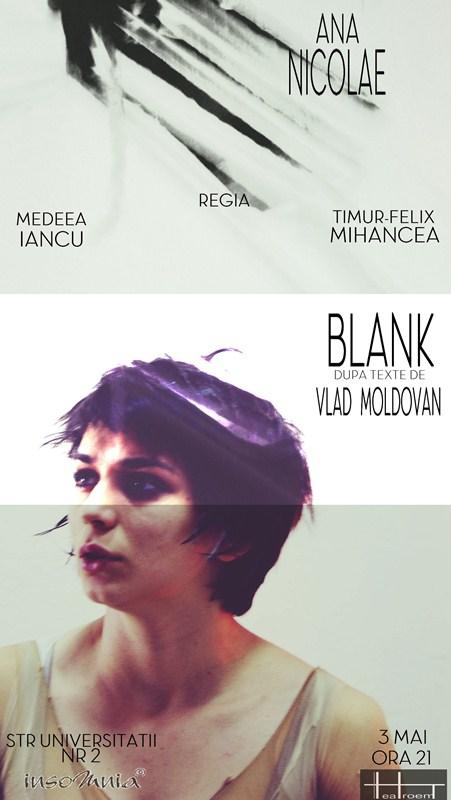 Blank @ Insomnia Cafe