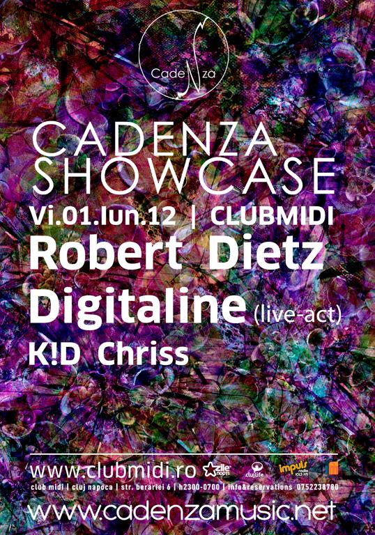 Robert Diez / Digitaline @ Club Midi