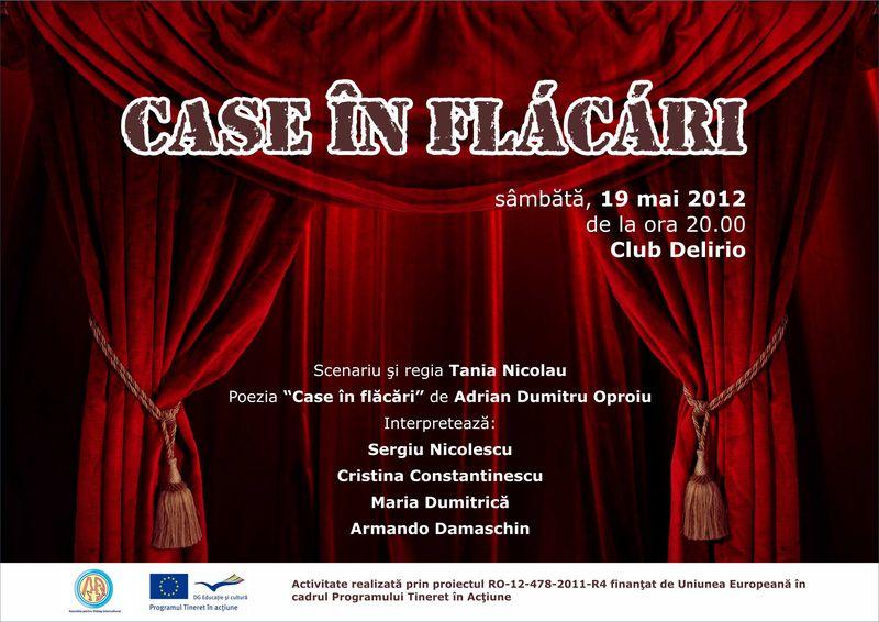 Case in flacari @ Club Delirio