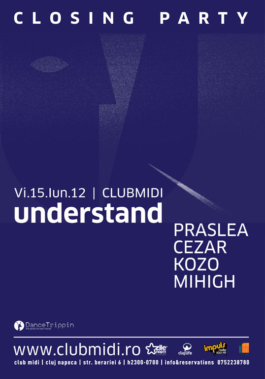 Closing Party: Understand @ Club Midi