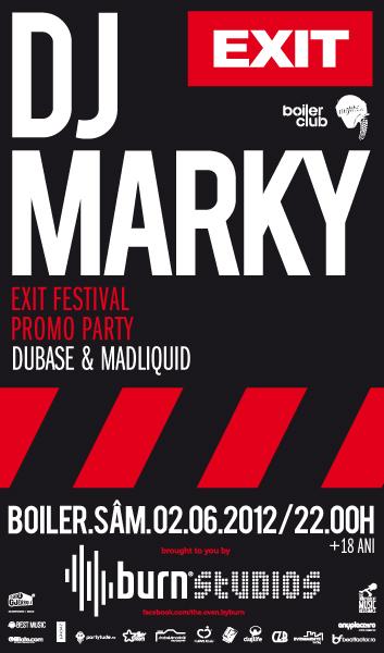 DJ Marky @ Boiler Club