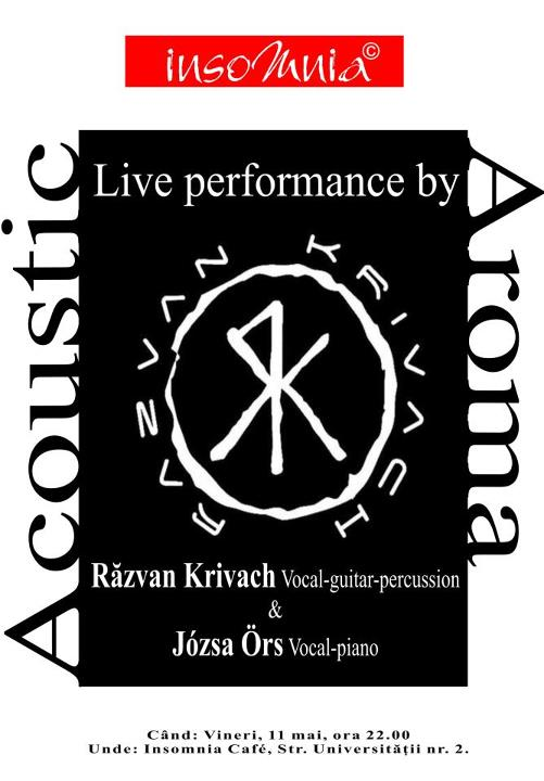 Acoustic Aroma @ Insomnia Cafe