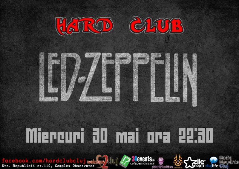 Led Zeppelin Videography @ Hard Club