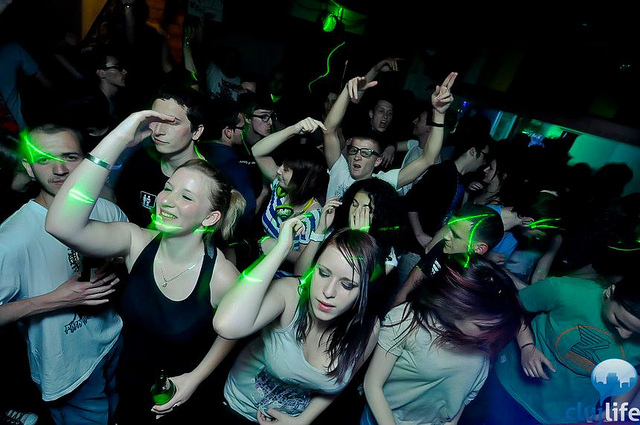 Poze: New Amsterdam Party @ Club Xen
