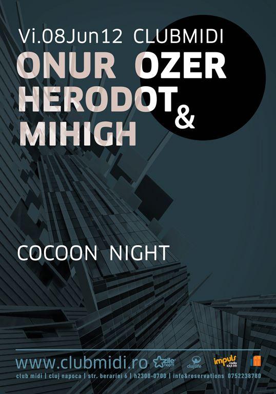 Onur Ozer @ Club Midi