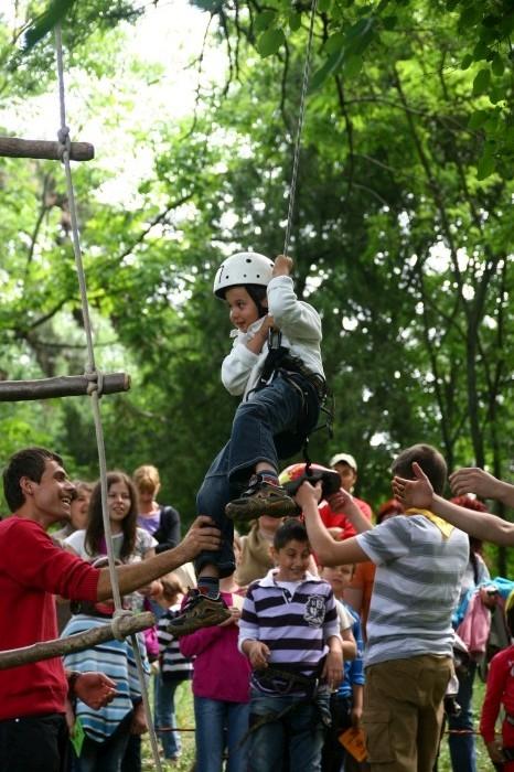Surprize pentru copii de Zilele Clujului 2012